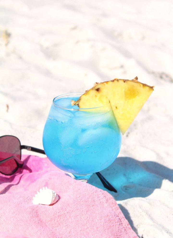 beach waves cocktail recipes