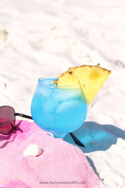 beach waves cocktail recipes