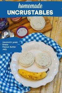 diy uncrushable sandwich recipe for school lunch